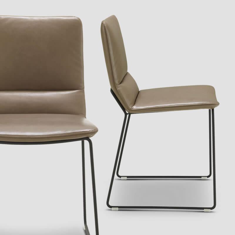 Bend Chair von Peter Maly